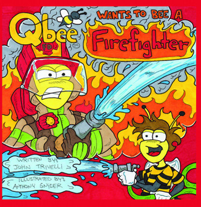 Qbee Wants To Bee A Figherfighter