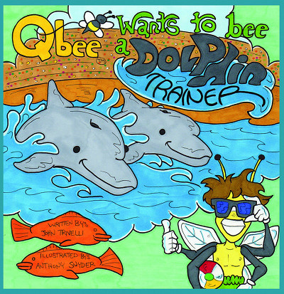 Qbee Wants To Bee A Dolphin Trainer