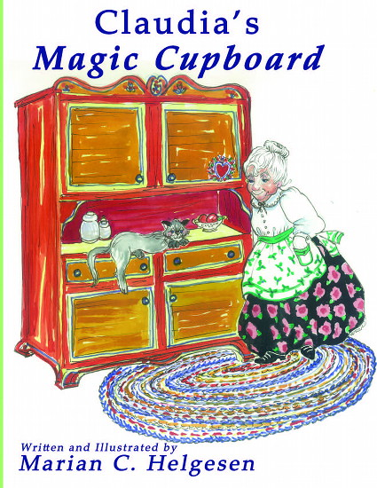 Claudia's Magic Cupboard