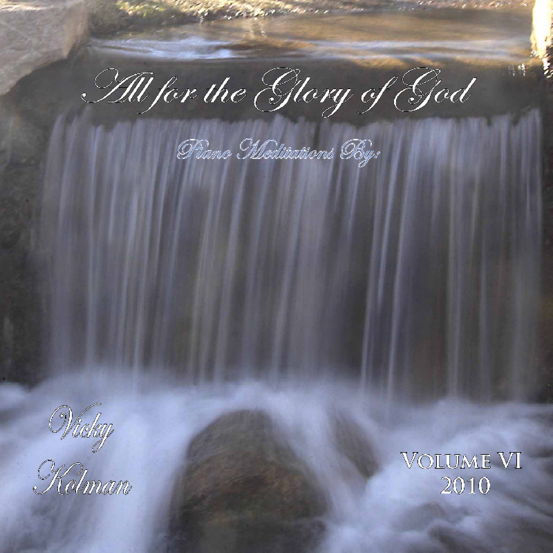 All For The Glory Of God Vol: VI
